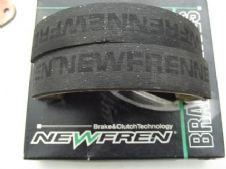 Brake shoes GP (NEWFREN SINTERED)
